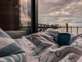 Ungewöhnlich Übernachten auf dem Hausboot Hygge im Urlaub