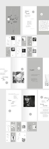 Une légère gravité – Catalogue exposition – Graphéine #Buch legere Une lég…