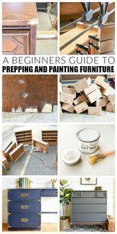 Renover Des Joints Carrelage Avec Le Stylo Peinture Julien Sophia Pinehouse In 2020 Painted Furniture White Painted Furniture Rustic Furniture