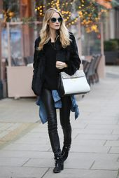 runwayandbeauty: Poppy Delevingne trägt den neuen ... A Fashion Tumblr full of St ...
