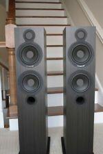 Cambridge Audio Aero 6 Floor Standing Speakers Pair Black Cambridge Audio Audio Floor Standing Speakers