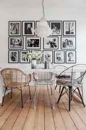 Esszimmer Design – Ikone Retro Portraits Esszimmer  – Eigene Kunst-Galerie