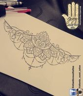 Tattoo mandala arm vorlage 64 Ideas