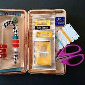 DIY Journey Stitching Equipment