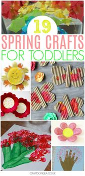 40+ Enjoyable and Straightforward Spring Actions for Toddlers