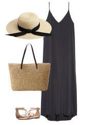 So packen Sie Licht für Ihren Frühlingsurlaub + 13 Strandurlaub-Outfits