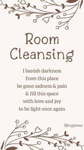 7a6912c0000d657e435430e450ef1355 A spell to help cleanse your room from bad energy