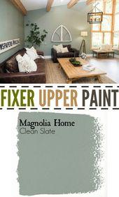 Fixer Upper Season Four Paint Colors Best Matches …