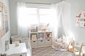 Blush and Peach Playroom Reveal – My Baby Girl