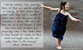 Quotes of Maria Montessori   Inspiration for Academics and Dad and mom – Montessori Nature