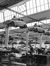 Rundum fliegende bugs | von Auto Clasico   – VW