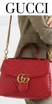 e0c89ff1c828 CHANEL Red Quilted Lambskin Diana Flap Medium (Pre-Owned) in 2019 ...