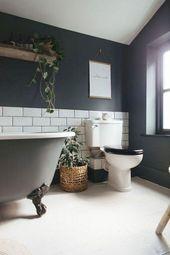 107+ Schönheit kleines Badezimmer umgestalten auf einem Etat für erste Apartmentideen #Bad – New Ideas