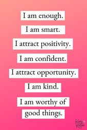 The Best Daily List of Positive Affirmations for W…