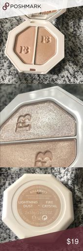 Fenty Killawatt Freestyle Highlighter COLOR: Lightning Mud/Hearth Crystal – gentle …