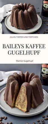 Photo of Baileys Kaffee Marmor Gugelhupf