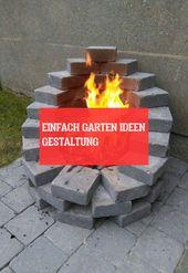 simply garden ideas design – #Einfach #garden #Ideen #gestaltung 10.20.2019
