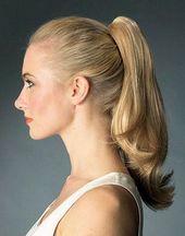 Sleek high ponytail! Voluminous hair.     #hair #hairstyle #fashion#fashion #hai…#fashionfashion #hai