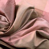 Rosie Dawn Plaid Silk Curtain