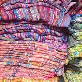 Loose Weave Scarves