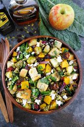 15 Easy Fall Salads You'll Want For Lunch Every Day – Food ideas