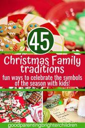 45 der schönsten und unterhaltsamsten Weihnachtstraditionen der Welt!   – Christmas Books