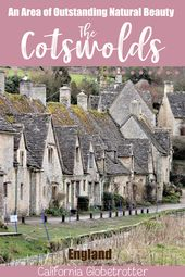 The Cotswolds: An Area of Outstanding Natural Beauty