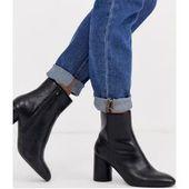 Pimkie – Clean – Ankle-Boots-Schwarz PimkiePimkie