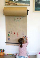 Kunsträume für Kinder   – KIDS // LIVING WITH KIDS