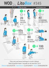 5 exercices pour travailler les jambes en 15 minutes #345