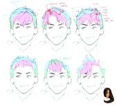 – Male hairstyles drawing – #drawing #Hairstyles #Male #Malehairstylesdrawing – Abbey Blog