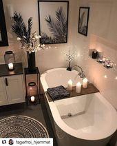 10+ Einfache und futuristische Ideen für den Umbau des Badezimmers