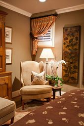 Cooper Creek Brown Bedroom Traditional Living Room Nashville
