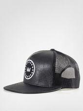 Nike Sportswear - Czapka ze złotym daszkiem Lux Futura True  2566f849ee