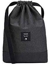 KALIDI Pouch Backpack Drawstring Turn Bag Daypack Gym Bag …- KALIDI Beutel Ruc…