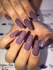 30 wunderschöne Maniküren für diesen Herbst #manucure #ongles #vernis # beauty   – nails