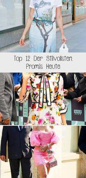 Top 12 Der Stilvollsten Promis Heute – Prominente