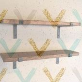 3 Marvelous Diy Ideas: Floating Shelves Above Couc…