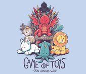 Game of Toys – miscellaneous