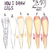 Lernen Sie, Manga zu zeichnen – #cartoon #draw #Le…