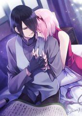 Sasuke & Sakura Sasusaku – #sakura #Sasuke #Sasusa…