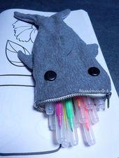 || DIY: Nähen eines Hai-Kits (Schritt für Schritt auf den Fotos)