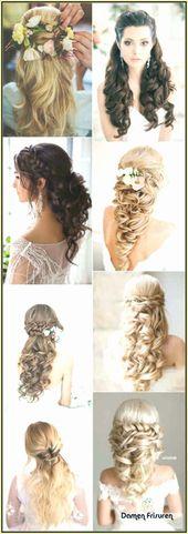 21 Festliche Frisuren Lange Haare Locken – frisur…