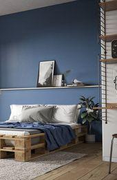 Bett Single selber bauen – Alle Möbel