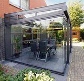 Mit Glasverschlusssystemen genießen Sie Ihre Terrasse und Ihren Balkon in bester …   – Cam ile Kapatma, Cam Kapatma Uygulayıcısı, Mavi Cam, 0532 245 00 78