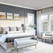 Ein moderner und dennoch komfortabler Rückzugsort, der für eine junge Familie geeignet ist