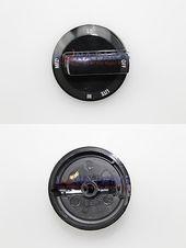 Whirlpool WP4173481 Range Knob Black 4173481 NEW OEM