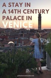 Staying in a 14th century palace in Venice – Lodge Saturnia & Worldwide – Globalmouse Travels household journey