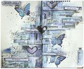 Secret Diary – Journal Page (a sprinkle of imagination)