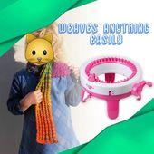 40-pin Hand Crank Knitting Machine(BUY 1 GET 2ND 10% OFF)